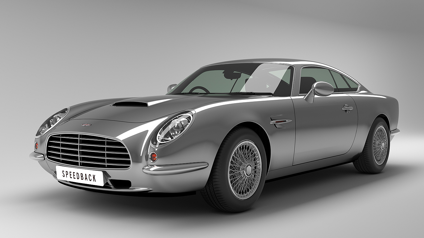 David Brown - GT Speedback