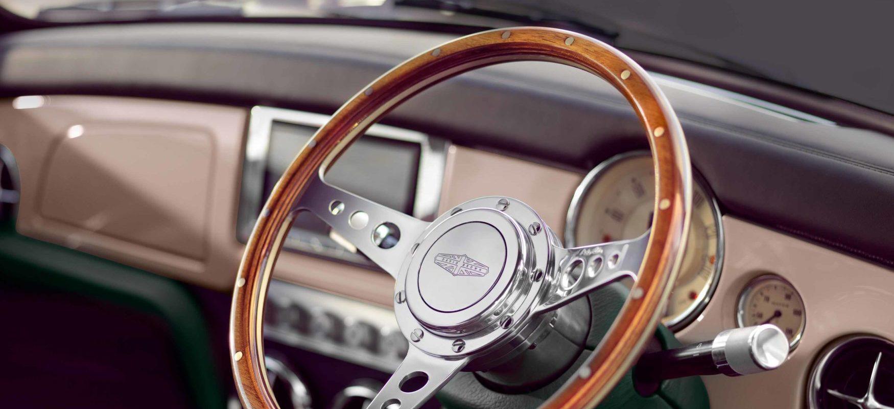 Mini Remastered by David Brown Automotive - David Brown